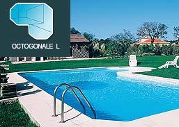 Piscinas SOLEO Octogonale L R15