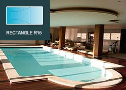 Piscinas SOLEO RP Industries Rectangle R15