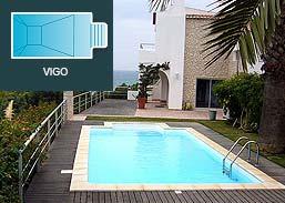 Piscinas SOLEO Vigo R15