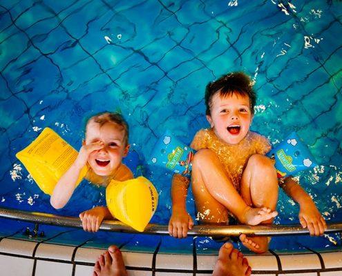Segurança nas piscinas