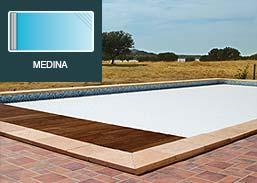 Piscinas SOLEO Medina R15