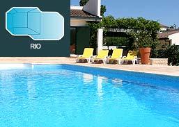 Piscinas SOLEO RP Rio
