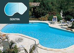 Piscinas SOLEO Sentra R50