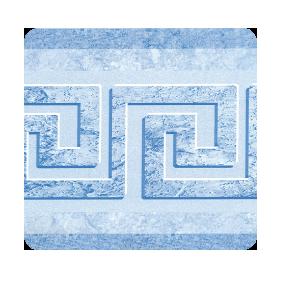 Friso - Liner - Mykonos bleu