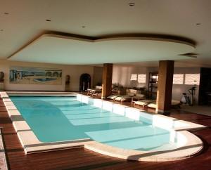 Piscinas soleo rectangle rp for Empresas de piscinas
