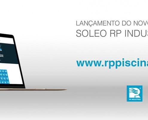 Website Piscinas SOLEO RP INDUSTRIES