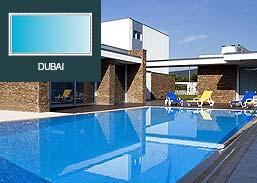 Piscinas SOLEO Overflow Dubai