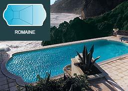 Piscinas SOLEO Romaine R50