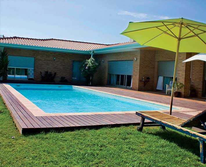 Piscinas SOLEO Rectangle R15