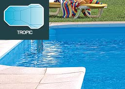 Piscinas SOLEO Tropic R15