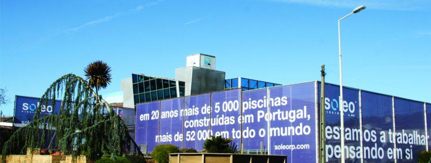 Renovação da Loja RP Industries em Braga