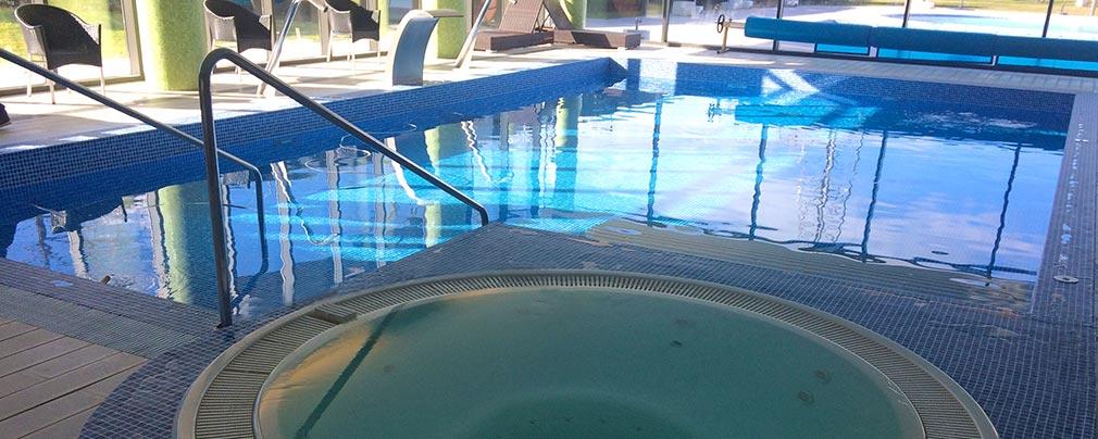 Rp industries remodela a piscina interior do meli de braga - Piscinas de interior ...
