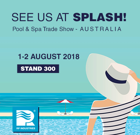 RP Industries at Splash 2018